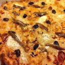 Pizza bianca à la Henri Alén