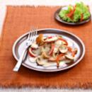 Porsaankastike sienillä