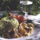 Riisiputinki eli pinaatti-riisi