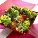 Couscous-pinaattisalaatti