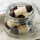 Suklaiset kookostangot