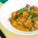 Intialainen kasviscurry