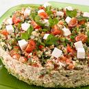 Taboulleh-voileipäkakku