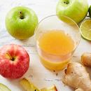 Omena-inkiväärimehu