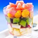 Kuplivat hedelmämaljat