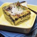 Vihreä lasagne