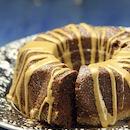 Capuccino-suklaakakku