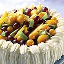 Hedelmäinen kakku