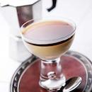 Kahvipannacotta