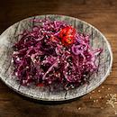 Itämainen punakaalisalaatti