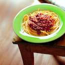 Helppo spagettikastike