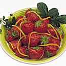 Marinoidut mansikat