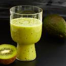 Avokado-kiivismoothie