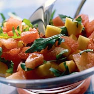 Melonisalaatti