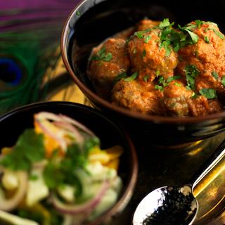 Kofta eli marokkolaiset lihapullat