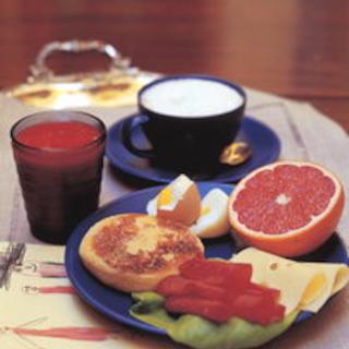 English muffins eli aamupalamuffinit