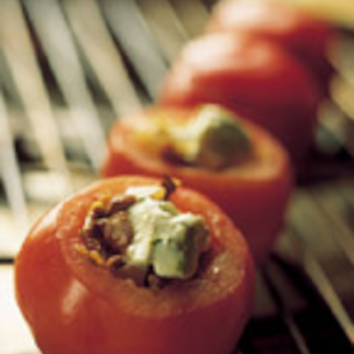 Grillatut tomaatit