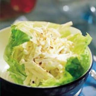 Waldorfin salaattia New Yorkista