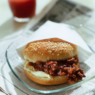 Hampurilainen Sloppy Joe