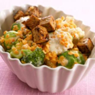 Tofu-linssipata