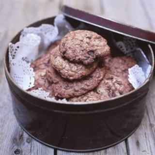 Brownies-keksit
