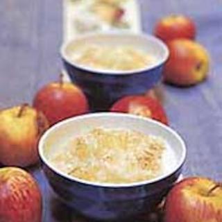 Omena-kaneliriisipuuro