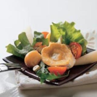 Vuohenjuustosalaatti
