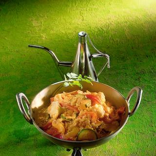 Tuliset currykasvikset