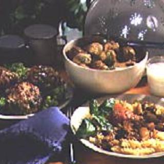 Kotoiset lihapullat ja kastike