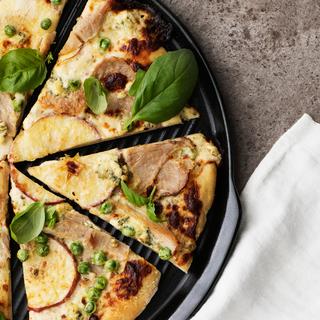 Välipäivien hävikkipizza