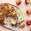 Omena-vaniljakakku   Valio