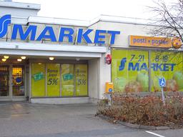 S-Market Pohja