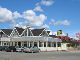 ABC Koillisportti Pudasjärvi