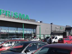 Prisma Seinäjoki Hyllykallio