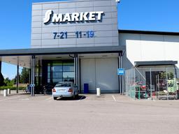 S-market Kärsämäki