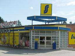 S-market  Valtimo