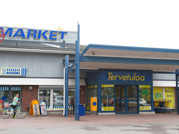 S-market Padasjoki