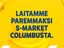 S-market Columbus Vuosaari