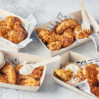 Koskenlaskija fried chicken | Valio
