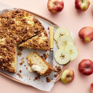 Omena-vaniljakakku | Valio